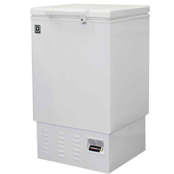 レマコム 冷凍ストッカー 冷凍庫 -40℃ 超低温タイプ 102L RRS-102MY 超低温冷凍庫 超低温フリーザー 業務用冷凍庫 超低温【送料無料】【メーカー1年保証】