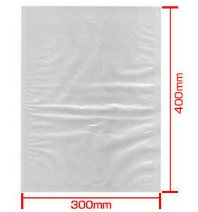 新品:バー型真空包装機用袋 300×400RVP-3040