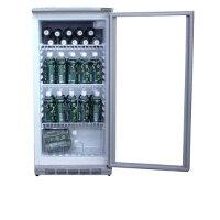 レマコム冷蔵ショーケース100リットルタイプ(冷蔵庫小型)幅475×奥行517×高さ1018(mm)RCS-100【送料無料】
