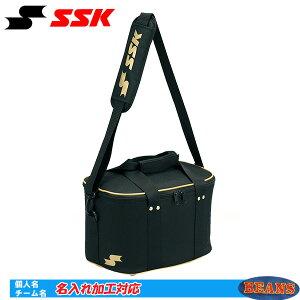 ☆名入れ刺繍OK! SSK 野球 ソフトボール ボールバッグ(2−3ダース用) 16L ボールケース BH2002