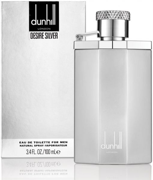 ダンヒル デザイア シルバー EDT オードトワレ SP 100ml DUNHILL DESIRE SILVER FOR MEN EAU DE TOILETTE