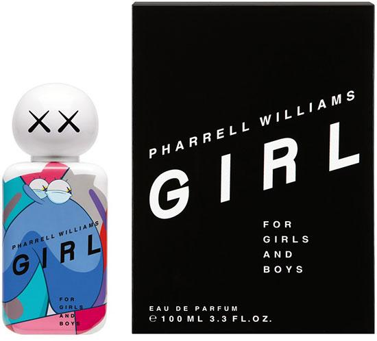 コムデギャルソン ファレル ウィリアムズ ガール EDP オードパルファム SP 100ml COMME DES GARCONS Pharrell Williams Girl Eau De Parfum Spray