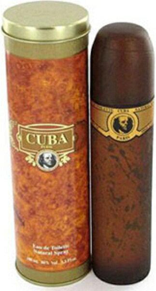 キューバ ゴールド EDT オードトワレ SP 100ml(Fragrance)キューバ P.D.CHAMPS CUBA GOLD EAU DE TOILETTE SPRAY