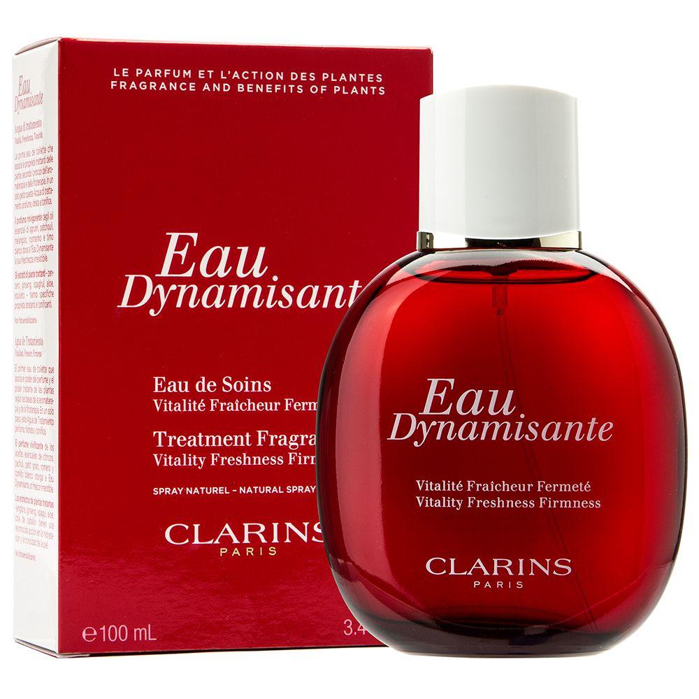 クラランス オー ディナミザント 100ml CLARINS EAU DYNAMISANTE TREATMENT FRAGRANCE VITALITY FRESHNESS FIRMNESS