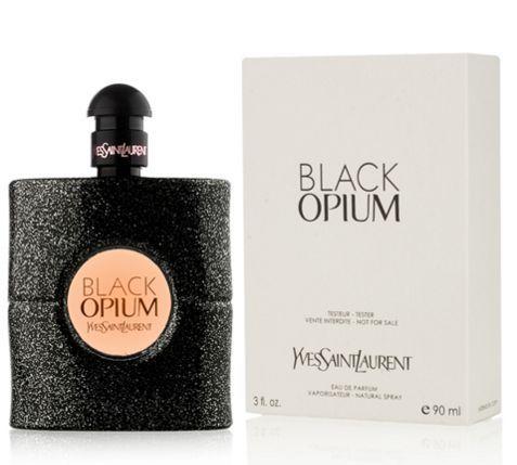 イヴサンローラン ブラック オピウム EDP オードパルファム SP 90ml (テスター・未使用)イブサンローラン YSL YVES SAINT LAURENT BLACK OPIUM EAU DE PARFUM SPRAY(TESTER)