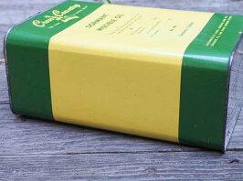 ヴィンテージオイル缶CROSSCOUNTRY