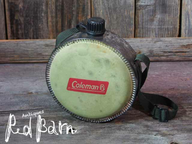 【税抜合計6000円以上お買い上げで20%OFF】ヴィンテージ コールマン ウォーターボトル 水筒 COLEMAN