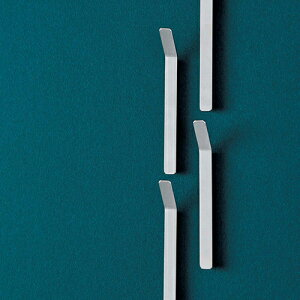 SOGU LINE HOOK 2個入【おしゃれ 強力 Magnet Hook ネオジム磁石フック 便利グッズ キッチン マグネット】