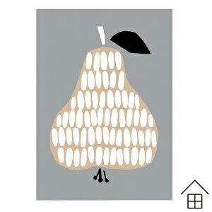 【スーパーセール限定送料無料】ダーリン・クレメンタイン ハーベストポスター 洋梨 50×70cm【Daling Clementine】【Harvest】【洋なし】【ポスター】【ダーリンクレメンタイン】