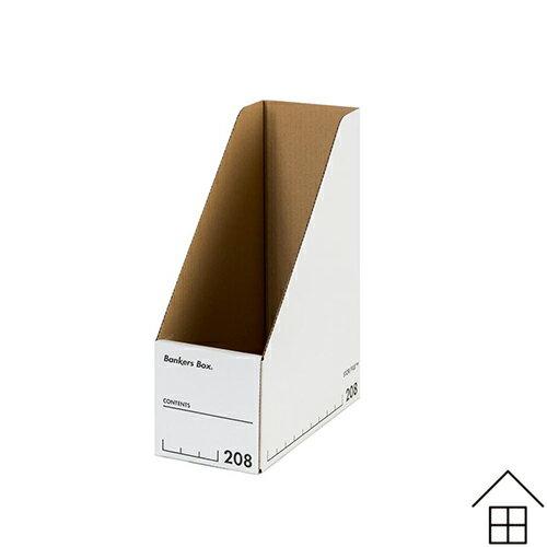 フェローズ バンカーズボックス マガジンファイル208 A4タテ 3個入り / fellowes【収納ボックス】【収納】【A4用】【A4サイズ】【ストレージボックス】