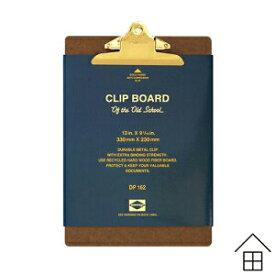 PENCO クリップボード ゴールド A4【HIGHTIDE ハイタイド】【ペンコ】【バインダー】【伝票】【クリップ】【アメリカ雑貨】【文房具】【オフィス文具】