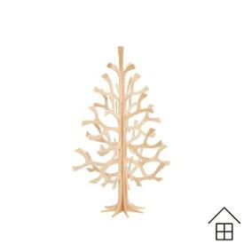 Loviクリスマスツリー14cm 全5色【ロビ】【ロヴィ】【モミの木】【メール便可 4個まで】