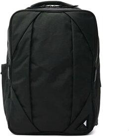 【ポイント2倍】ヌンク nunc リュック Rectangle Backpack NN002010 ブラック