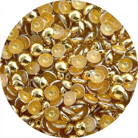 SARURU(サルルプロジェクト)スタッズラウンド小粒 2.0mm ゴールド【ネイルアート、スタッズ】【コスメ&ドラッグNY】0824楽天カード分割【メール便(ネコポス)対応】