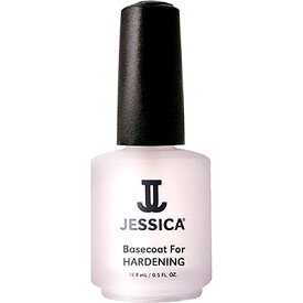 ジェシカ JESSICA ベースコート ハードニング 14.8ml【ハードナー/ストレンスナー/マニキュア】 【c&dネイリスト情報 コスメ&ドラッグNY】