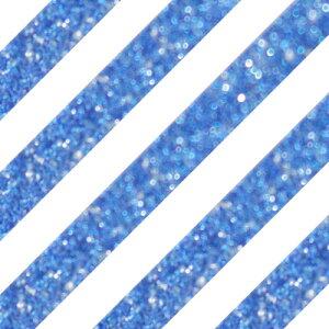 マティエール MATIERE グリッターラインテープ ブルー 3mm【メール便(ネコポス)対応】【ライン/ネイルシール】 【c&dネイリスト情報 コスメ&ドラッグNY】