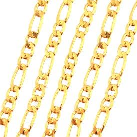SARURU(サルルプロジェクト)アクセサリーチェーン 約50cm ゴールド【ネイルアート、メタルパーツ、ネイル パーツ、チェーン】【コスメ&ドラッグNY】0824楽天カード分割【メール便(ネコポス)対応】