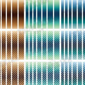 ツメキラ TSUMEKIRA 【rrieeneeプロデュース3】Gradation Stick(Blue)/グラデーションスティック(ブルー)【メール便(ネコポス)対応】【ネイルアート/ネイルシール】 【c&dネイリスト情報 コスメ&ドラッ