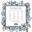 VETRO No.19ベトロナンバージューク【ベトロ ジェル】BIT 4本セット【ネイルマシン、ビット類】【コスメ&ドラッグNY】0824楽天カード分割【メール便(ネコポス)対応】
