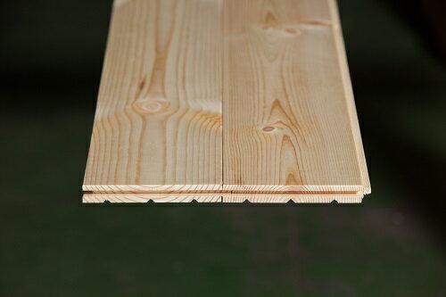 パイン フローリング 15ミリ 長さ3850ミリ Aグレード スウェーデン レッドパイン エンドマッチ加工 無塗装 床板 床材 おすすめ DIY 無垢材 パイン材 欧州赤松 フローリング 木材 無垢フローリング
