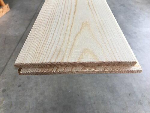 レッドパインフローリング20mm 長さ3900mm ECOグレード(AB品) エンドマッチ加工 無塗装 床板 床材 おすすめ DIY アウトレット 無垢材 パイン材 20ミリ 欧州赤松 無垢 フローリング