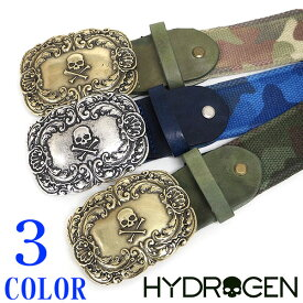 ベルト メンズ ブランド【HYDROGEN】ハイドロゲン ベルト カモフラージュ(迷彩) 1537295【送料無料】
