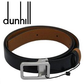 【dunhill】ダンヒル ベルト(リバーシブル)ベルト メンズ ブランド ブラック/ブラウン BPM100A【送料無料】