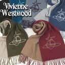 ヴィヴィアン リバーシブル マフラー 81030006 11150 ORB【Vivienne Westwood】ヴィヴィアンウエストウッド ブランド…
