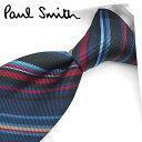 ポールスミス ネクタイ(8cm幅) PS6 【Paul Smith・ポールスミスネクタイ】【ネクタイ ブランド・ブランドネクタイ…