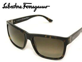 【Ferragamo】フェラガモ サングラス ブラウン/ブラウングラデーション SF690S 214【送料無料】