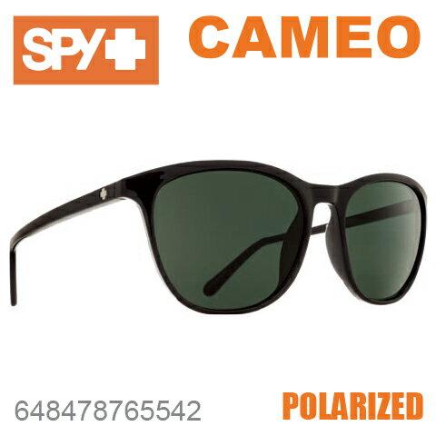 SPY スパイCAMEO カメオ648478765542BLACKサングラス メンズ レディース ユニセックス スポーツ ファッション オシャレ 偏光レンズ