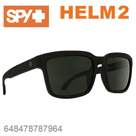 SPY スパイHELM2 ヘルム2648478787964MATTE BLACKサングラス メンズ レディース ユニセックス スポーツ ファッション オシャレ 偏光レンズ