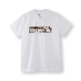 【公式】リーボック Reebok ワンシリーズ モックアイレット グラフィック ショートスリーブTシャツ メンズ DV3372 トレーニング ウェア
