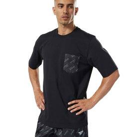 【公式】リーボック Reebok CL ロゴ ポケット Tシャツ メンズ EC4564 クラシック ウェア