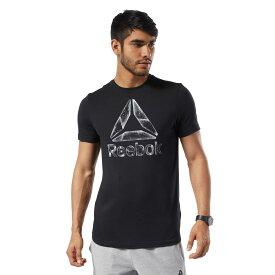 【公式】リーボック Reebok GS グラフィックロゴTシャツ メンズ DY7831 トレーニング ウェア