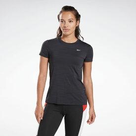 【公式】リーボック Reebok ワン シリーズ ランニング アクティブチル Tシャツ / One Series Running ACTIVCHILL Tee レディース FL0081 ランニング シューズ