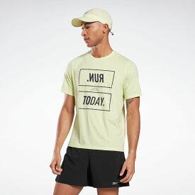 【公式】リーボック Reebok ワン シリーズ ランニング アクティブチル Tシャツ / One Series Running ACTIVCHILL Tee メンズ FJ3961 ランニング ウェア ランニングウェア