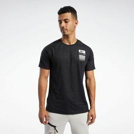【公式】リーボック Reebok スマートベント グラフィック Tシャツ / SmartVent Graphic Tee メンズ FJ4615 トレーニング ウェア