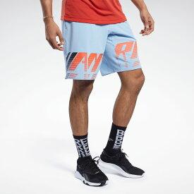 【公式】リーボック Reebok リーボック CrossFit エピック ベース ショーツ / Reebok CrossFit Epic Base Shorts メンズ FK4338 トレーニング ウェア