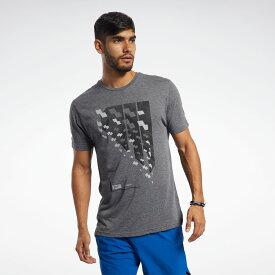 【公式】リーボック Reebok アクティブチル + コットン Tシャツ / ACTIVCHILL+COTTON Tee メンズ FK6280 トレーニング ウェア