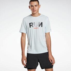 【公式】リーボック Reebok ランニング エッセンシャルズ グラフィック Tシャツ / Running Essentials Graphic Tee メンズ FK6495 ランニング ウェア ランニングウェア