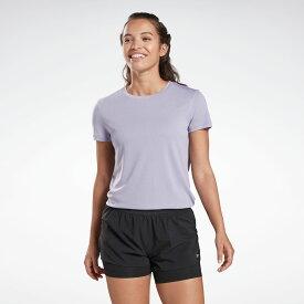【公式】リーボック Reebok ランニング エッセンシャルズ スピードウィック Tシャツ / Running Essentials Speedwick Tee レディース FK6517 ランニング ウェア ランニングウェア