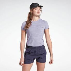 【公式】リーボック Reebok ワン シリーズ ランニング アクティブチル Tシャツ / One Series Running ACTIVCHILL Tee レディース FL0082 ランニング ウェア ランニングウェア