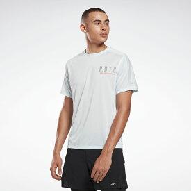 【公式】リーボック Reebok ワン シリーズ ランニング リフレクティブ ムーブ Tシャツ / One Series Running Reflective Move Tee メンズ FL0118 ランニング ウェア ランニングウェア