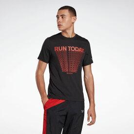 【公式】リーボック Reebok ヘリテージ ラン グラフィック Tシャツ / Heritage Run Graphic Tee メンズ FL0121 ランニング ウェア ランニングウェア