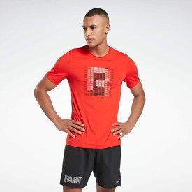 【公式】リーボック Reebok ラン アクティブチル グラフィック Tシャツ / Run ACTIVCHILL Graphic Tee メンズ FT1072 ランニング ウェア ランニングウェア