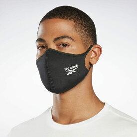 【公式】リーボック Reebok フェイス カバー M/L 3枚組 / Face Covers M/L 3-Pack レディース メンズ H18222 トレーニング アクセサリー