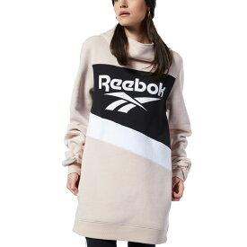 【公式】リーボック Reebok クラシックス ベクター フーデッド ドレス [Classics Vector Hooded Dress] レディース FL4761 クラシック ウェア p1030