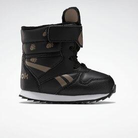 【公式】リーボック Reebok リーボック クラシック ジョガー スノー / Reebok Classic Jogger Snow Shoes キッズ FV1554 クラシック シューズ