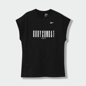 【公式】リーボック Reebok 【2020秋冬新作】レズミルズ ボディコンバット Tシャツ / LM BODYCOMBAT TEE メンズ GJ6446 スタジオ ウェア